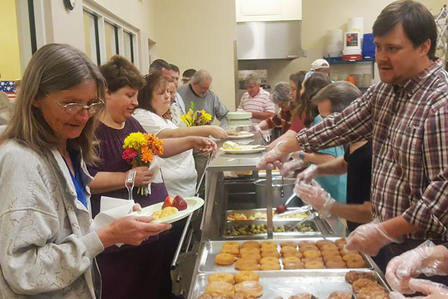 Community Kitchen - Fifth Street Ministries